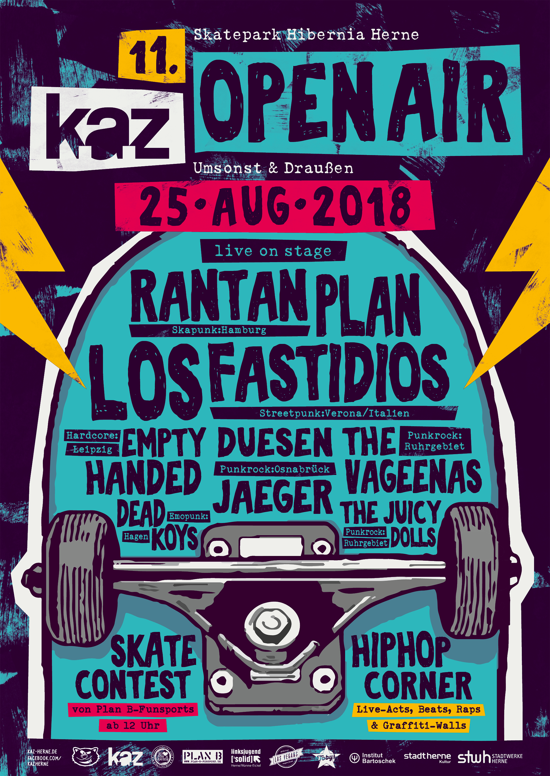 KAZ Open-Air 2018